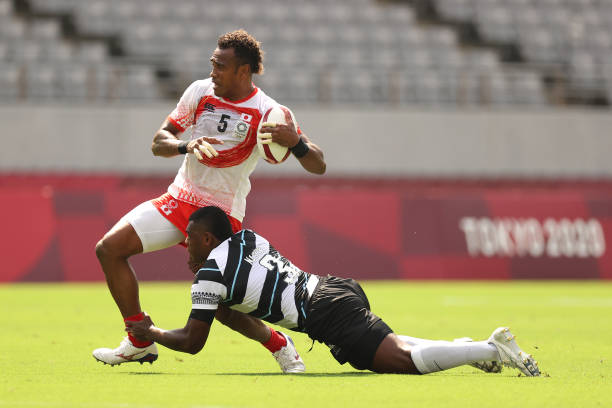 JPN: Rugby - Olympics: Day 3