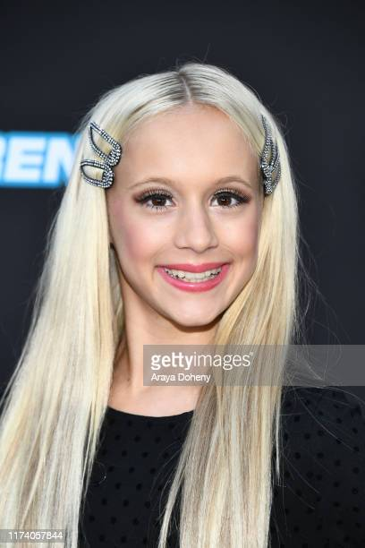 Kameron Couch at the Universal Dance Awards 2019 at Universal Studios Hollywood on September 11, 2019 in Universal City, California.