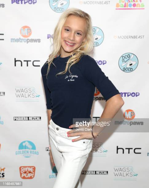 Kameron Couch attends DJ Lela B Birthday And LipSynk Cosmetics Launch At PetPOP at PetPOP on July 31 2019 in Los Angeles California