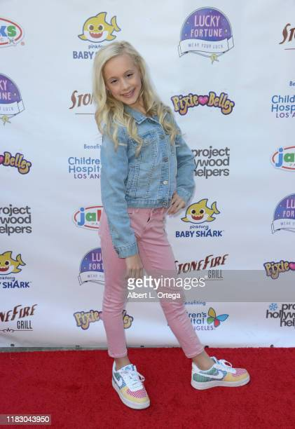 Kameron Couch attends Project Hollywood Helpers held at the Skirball Cultural Center on November 16 2019 in Los Angeles California