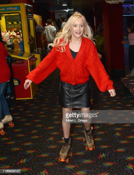 Kameron Couch attends The Couch Sisters 1st Annual Toys For Tots Toy Drive held onNovember 20, 2019 in Glendale, California.