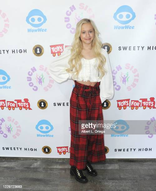 Kameron Couch hosts the 2nd Annual Toys For Tots Toy Drive held at The Industry Loft Space on November 21, 2020 in Hollywood, California.