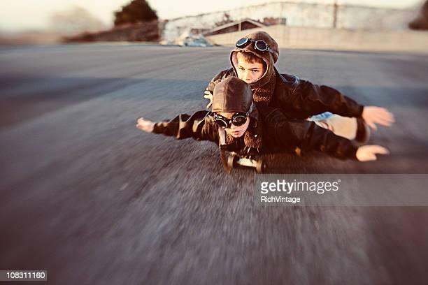 Kamikaze aviateur