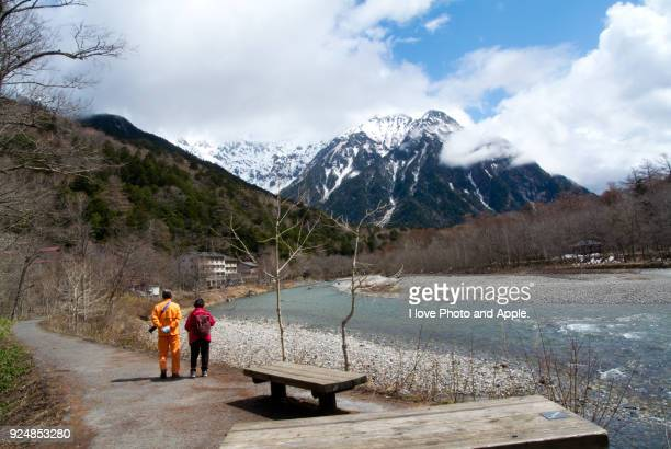 Kamikochi scenery