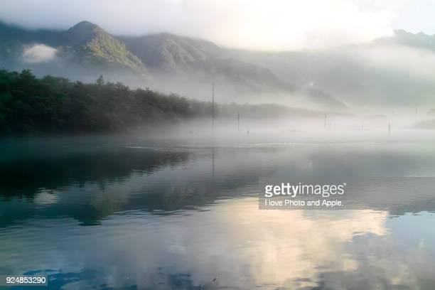 Kamikochi Taishoike scenery