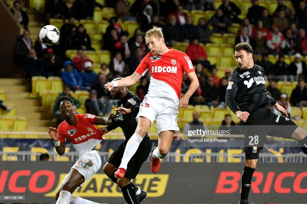 As Monaco v SM Caen - French League Cup