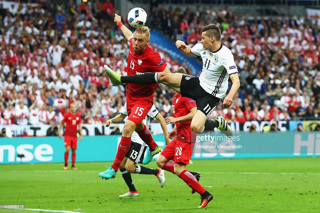 Germany v Poland - Group C: UEFA Euro 2016 : News Photo