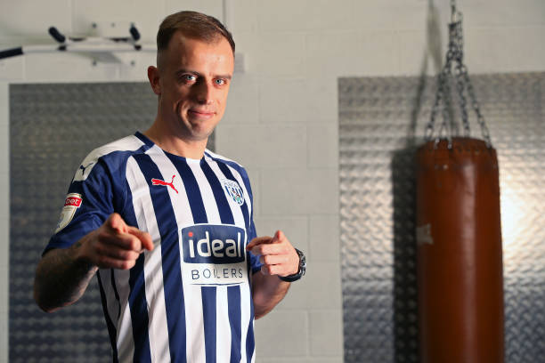 West Bromwich Albion Unveil New Signing Kamil Grosicki