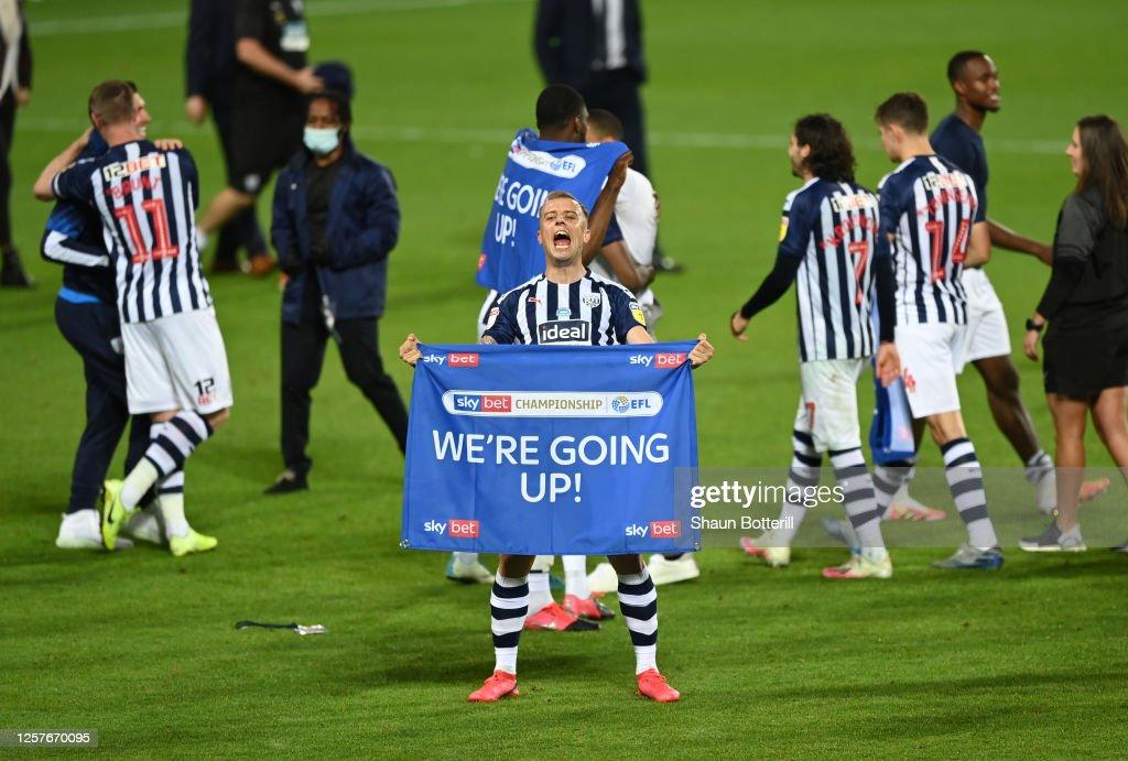 West Bromwich Albion v Queens Park Rangers - Sky Bet Championship : News Photo