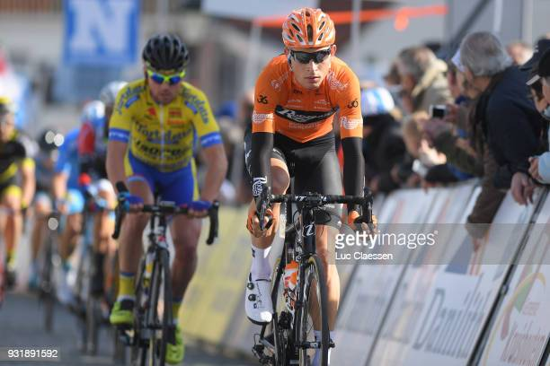 Kamil Malecki of Poland and CCC Sprandi Polkowice Team during the 73rd Nokere Koerse Danilith Classic 2018 a 1911 km race from Deinze to Nokere on...