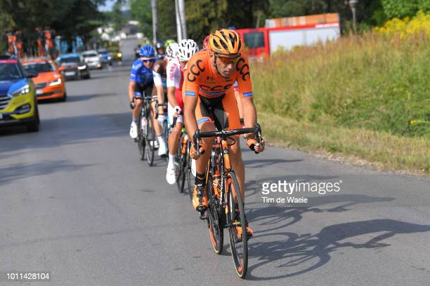 Kamil Michal Gradek of Poland and Team Ccc Sprandi Polkowice / during the 75th Tour of Poland 2018 Stage 2 a 1563km stage from Tarnowskie Gory to...