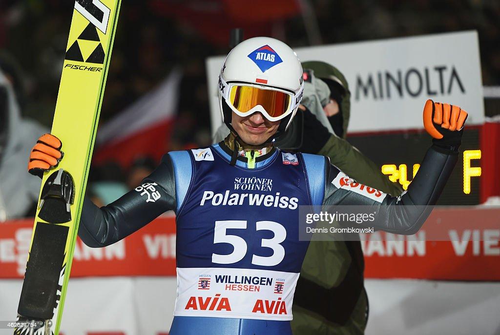 FIS Ski Jumping World Cup : News Photo