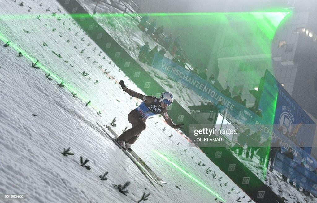 SKI-JUMPING-FOUR-HILLS : News Photo