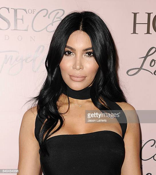 Kamilla Osman attends the House of CB flagship store launch at House Of CB on June 14 2016 in West Hollywood California