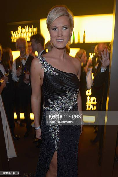 Kamilla Senjo attends the Bambi Awards 2013 After Show Party at Stage Theater on November 14 2013 in Berlin Germany