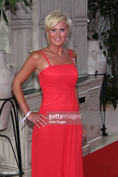 Kamilla Senjo attends the Felix Burda Award 2014 at Hotel Adlon on April 6 2014 in Berlin Germany