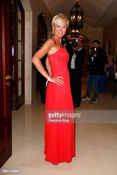 Kamilla Senjo attends the Felix Burda Award 2014 at Hotel Adlon on April 06 2014 in Berlin Germany