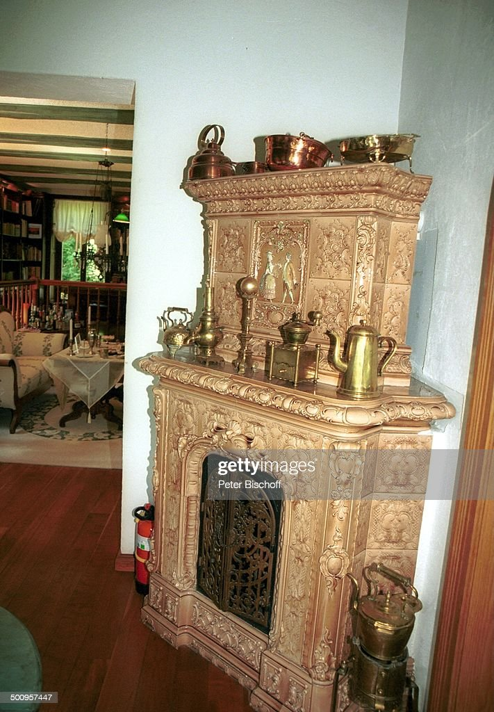 Kamin Anwesen Von Rudi Carrell Homestory Wachendorf Syke Bei
