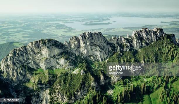 Kampenwand Chiemsee Bavaria