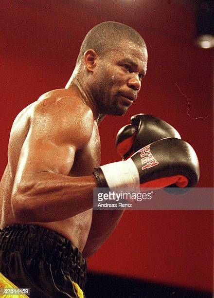 Kampf 2001 im Cruisergewicht Luebeck Juan Carlos GOMEZ/CUB
