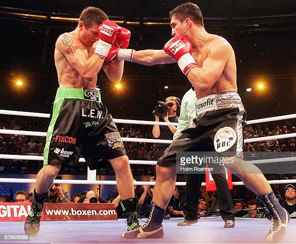 Kampf 2005 Supermittelgewicht Zwickau 120305 Markus BEYER Danny GREEN Es siegte Markus Beyer nach Punkten