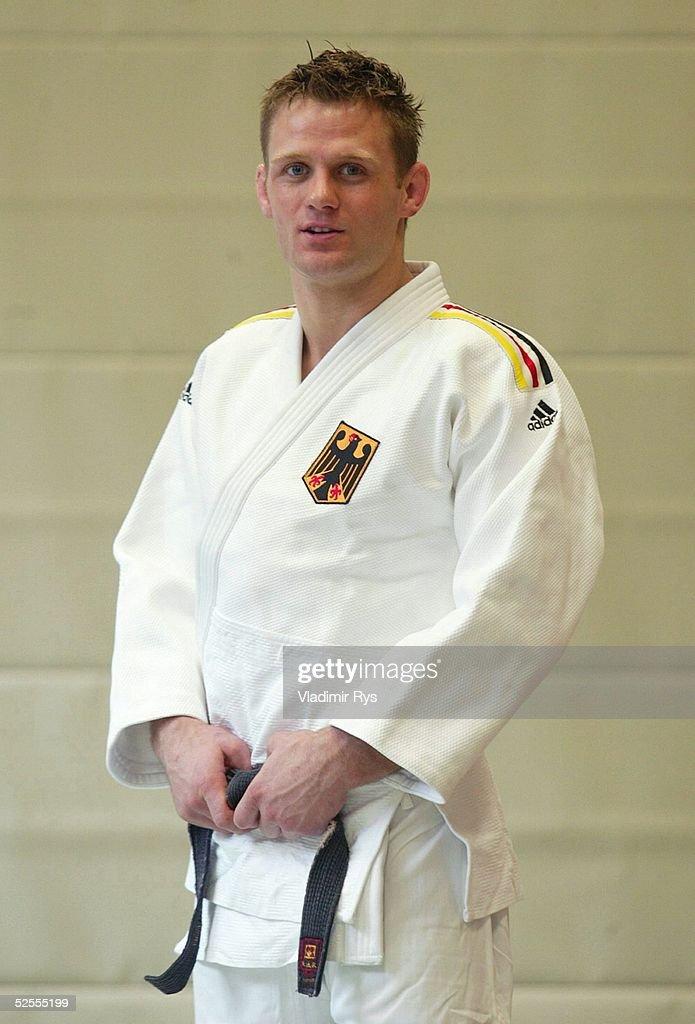 Kampfsport/Judo: NoK Portraittermin : ニュース写真