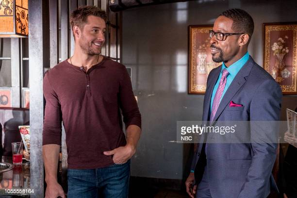US Kamsahamnida Episode 306 Pictured Justin Hartley as Kevin Pearson Sterling K Brown as Randall Pearson
