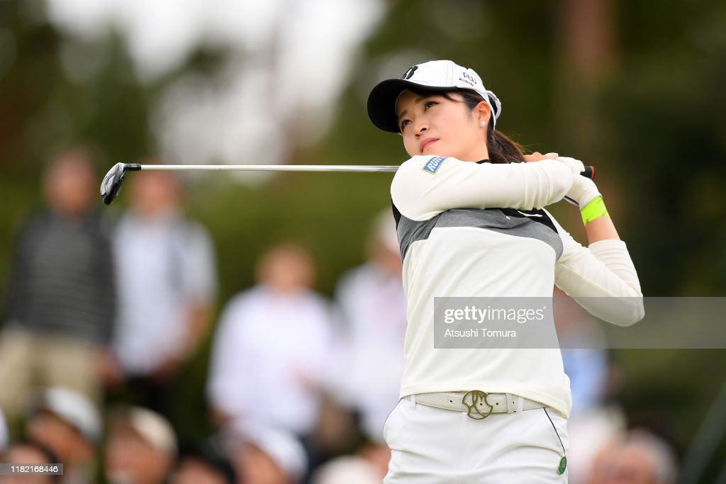 Fujitsu Ladies - Final Round : News Photo