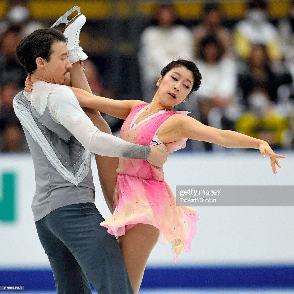 ISU Grand Prix of Figure Skating NHK Trophy - Day 3 : News Photo