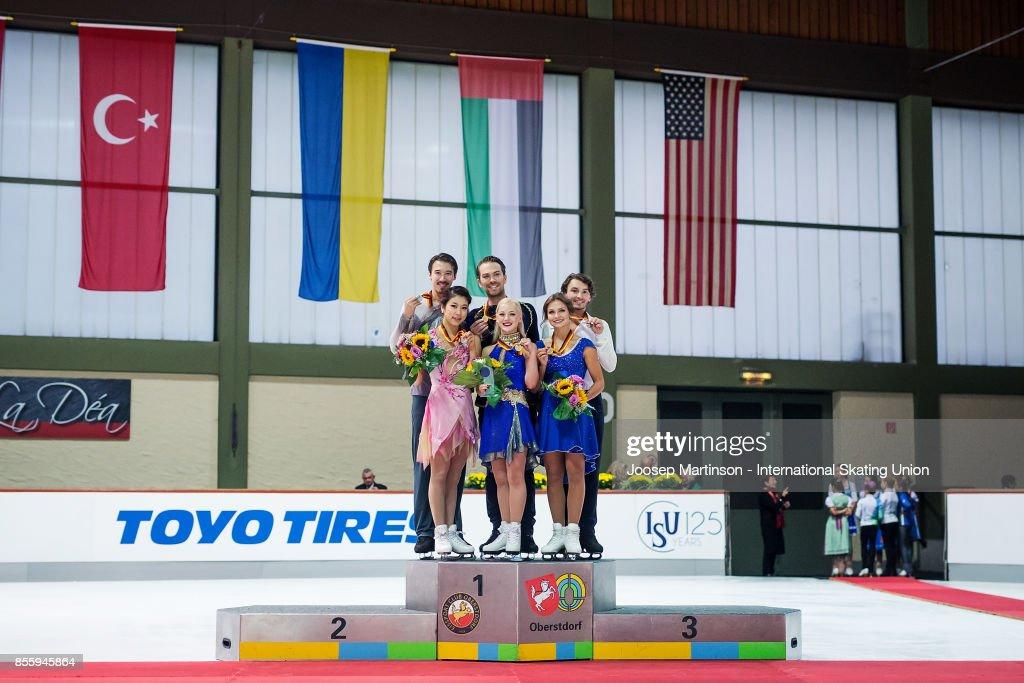 Nebelhorn Trophy 2017 - Oberstdorf