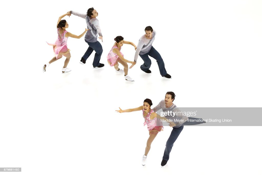 ISU Grand Prix of Figure Skating - Lake Placid - Day 3 : News Photo