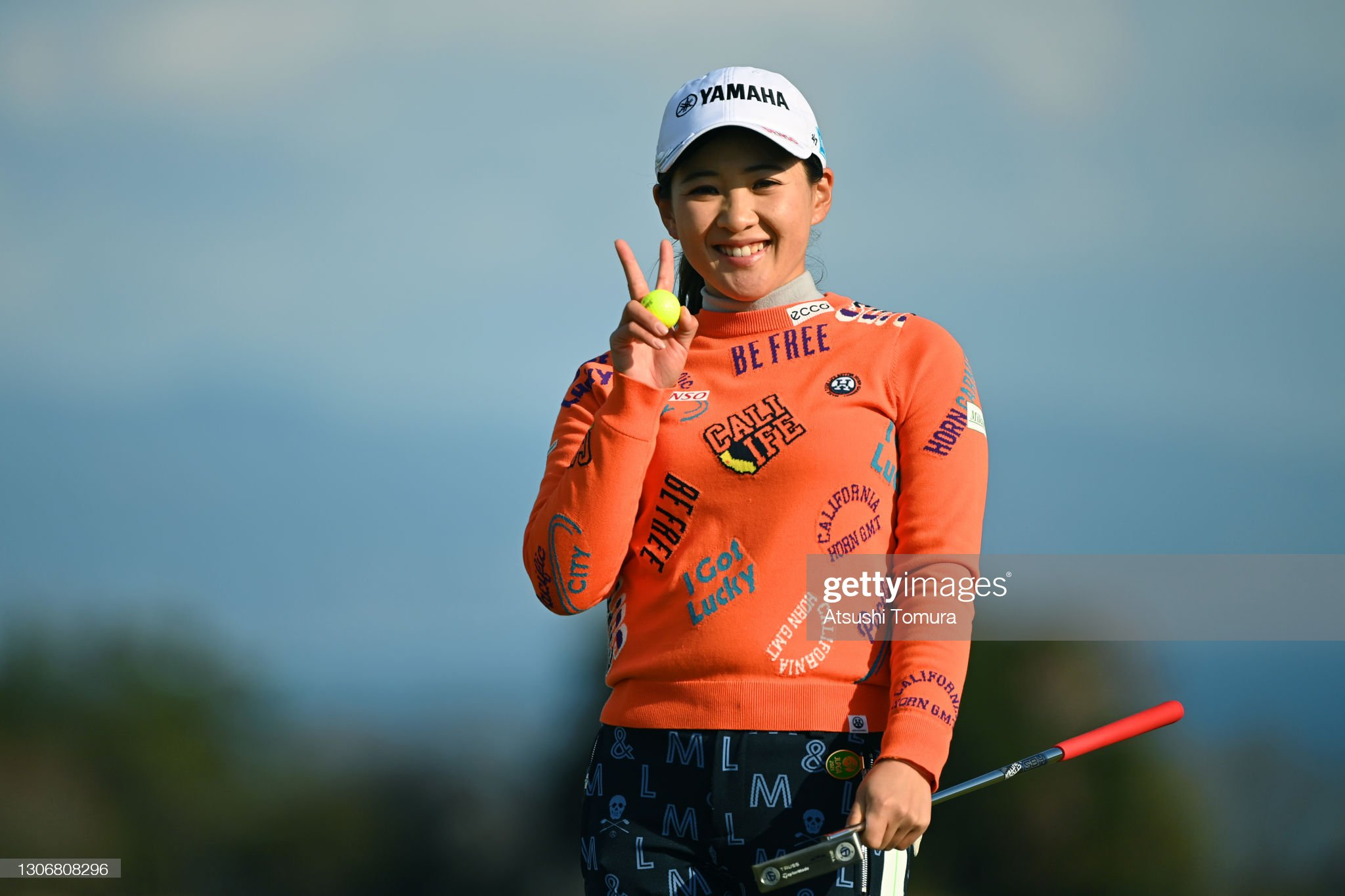 https://media.gettyimages.com/photos/kana-nagai-of-japan-celebrates-the-birdie-on-the-13th-green-during-picture-id1306808296?s=2048x2048