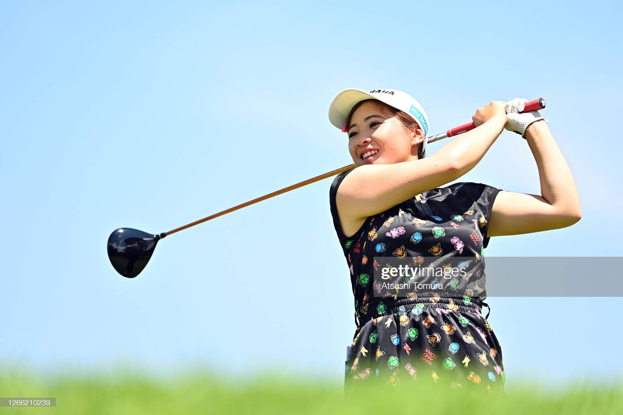 https://media.gettyimages.com/photos/kana-nagai-of-japan-hits-her-tee-shot-on-the-9th-hole-during-the-of-picture-id1266210239?s=2048x2048