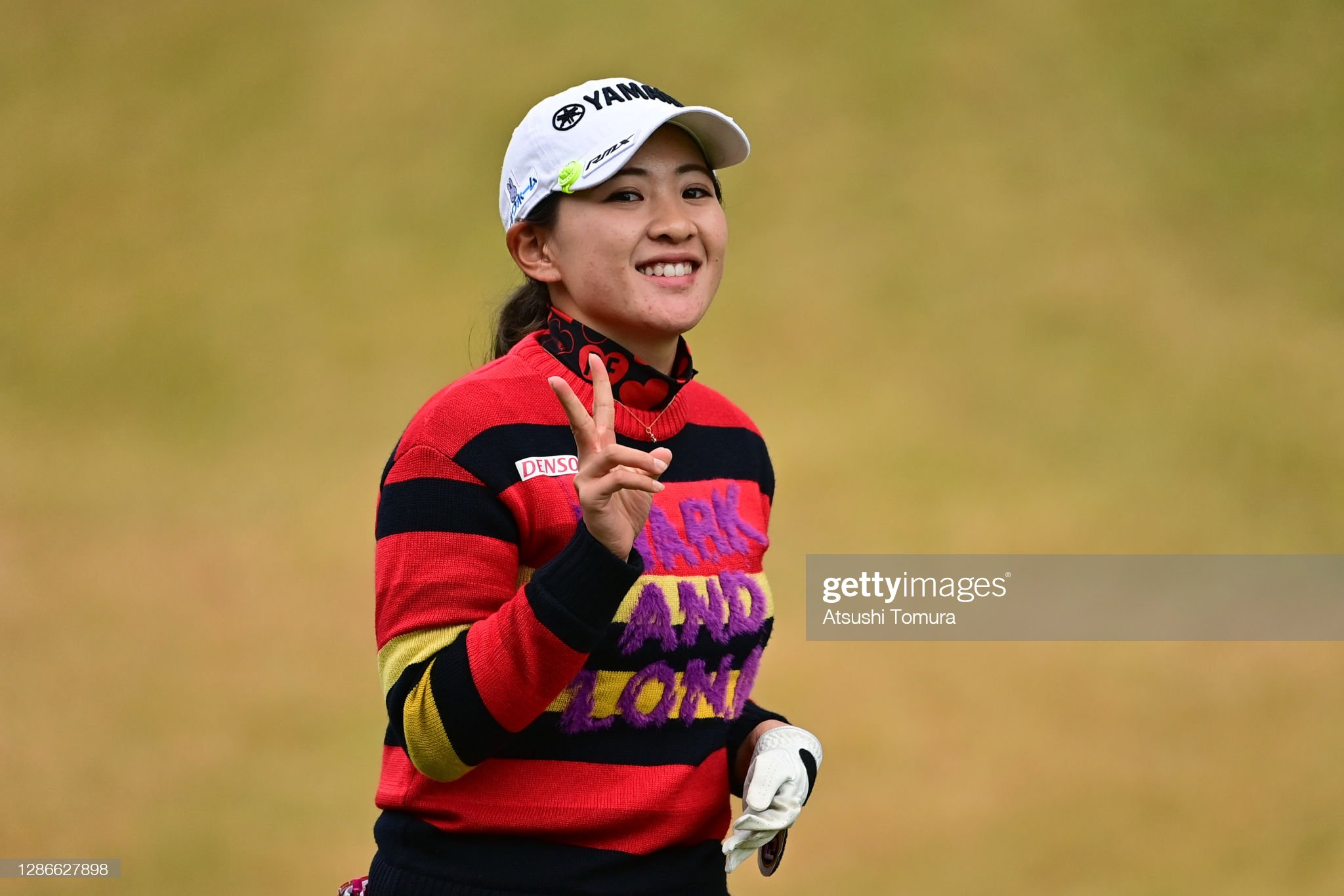 https://media.gettyimages.com/photos/kana-nagai-of-japan-poses-after-her-second-shot-on-the-6th-hole-the-picture-id1286627898?s=2048x2048