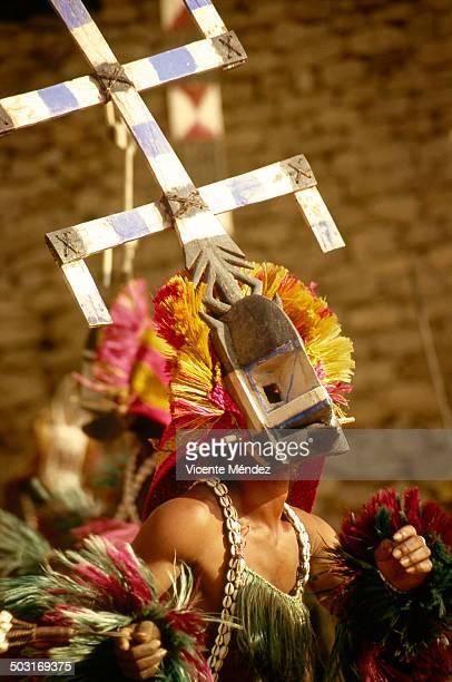 Kanaga mask, Nombori - tribal dabcer