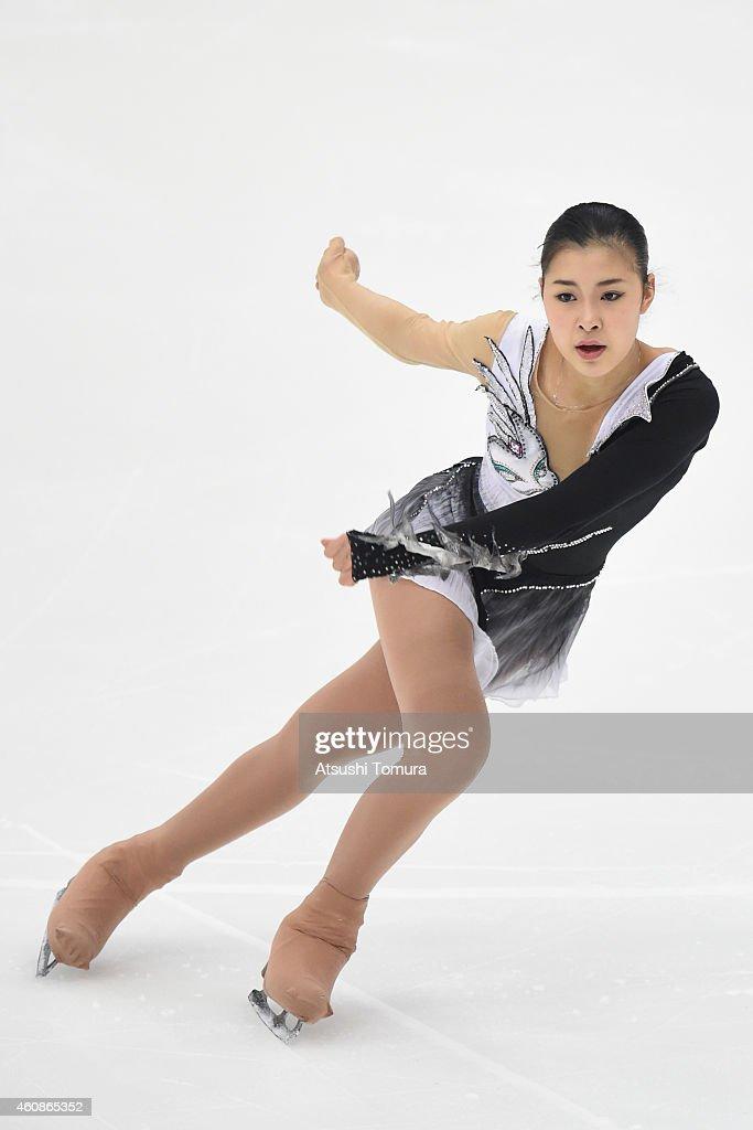 83rd All Japan Figure Skating Championships - Day 3 : News Photo