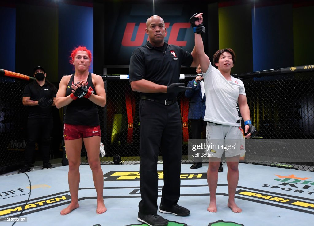 UFC Fight Night: Markos v Murata : News Photo