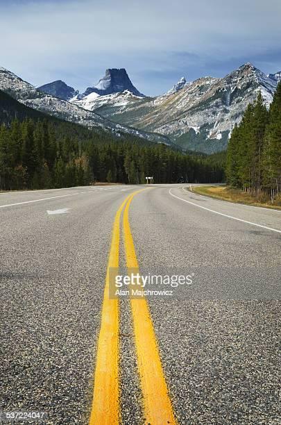 Kananaskis Country Road Alberta