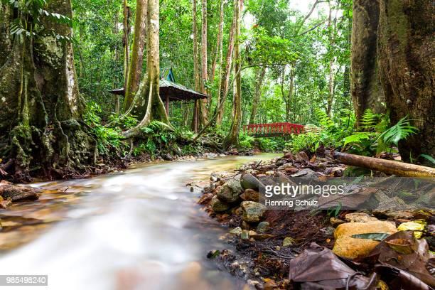 Kanching Wasserfall