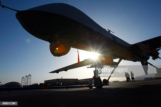 Kandahar, Afghanistan –– The Predator drone has proven to be an effective weapon that offers both real–time surveilance and offensive firepower for...