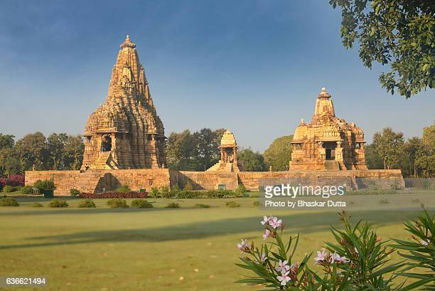 Kandariya Mahadeva and Devi Jagadamba Temples at Khajuraho