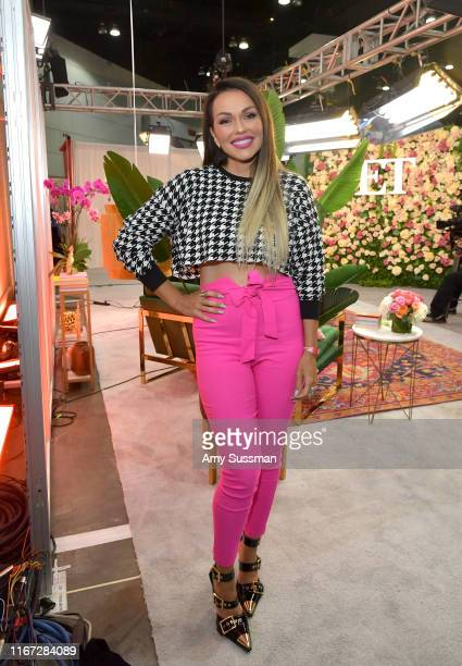 Kandee Johnson attends Beautycon Festival Los Angeles 2019 at Los Angeles Convention Center on August 10 2019 in Los Angeles California