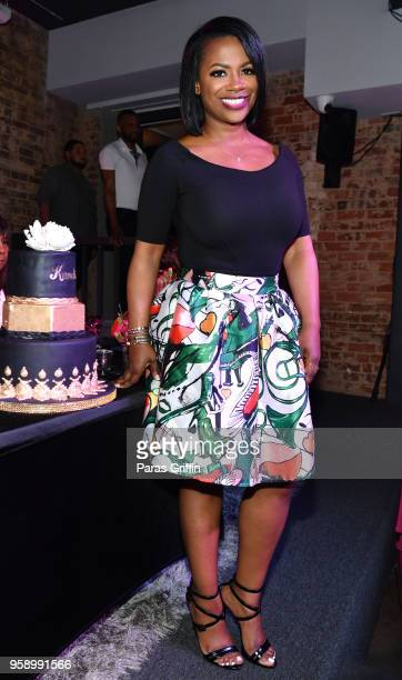 """Kandi Burruss attends Kandi Cares """"A Mother's Love Dinner"""" at Old Lady Gang on May 15, 2018 in Atlanta, Georgia."""