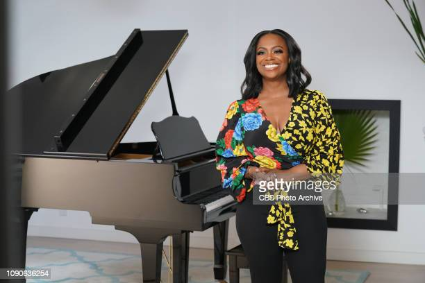 Kandi Burruss Houseguest on the CBS series BIG BROTHER CELEBRITY EDITION scheduled to air on the CBS Television Network