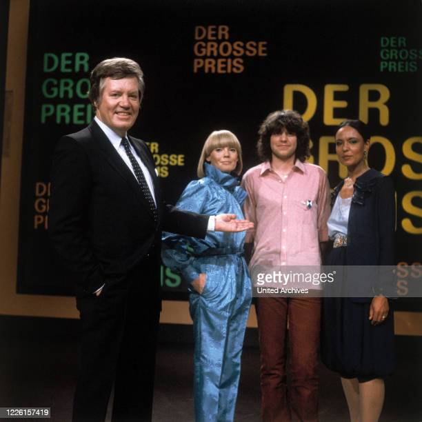 HOPF Kandidat und Sieger JANERIK GÜRTH JANITA KÜHNL Sendung vom 2051982