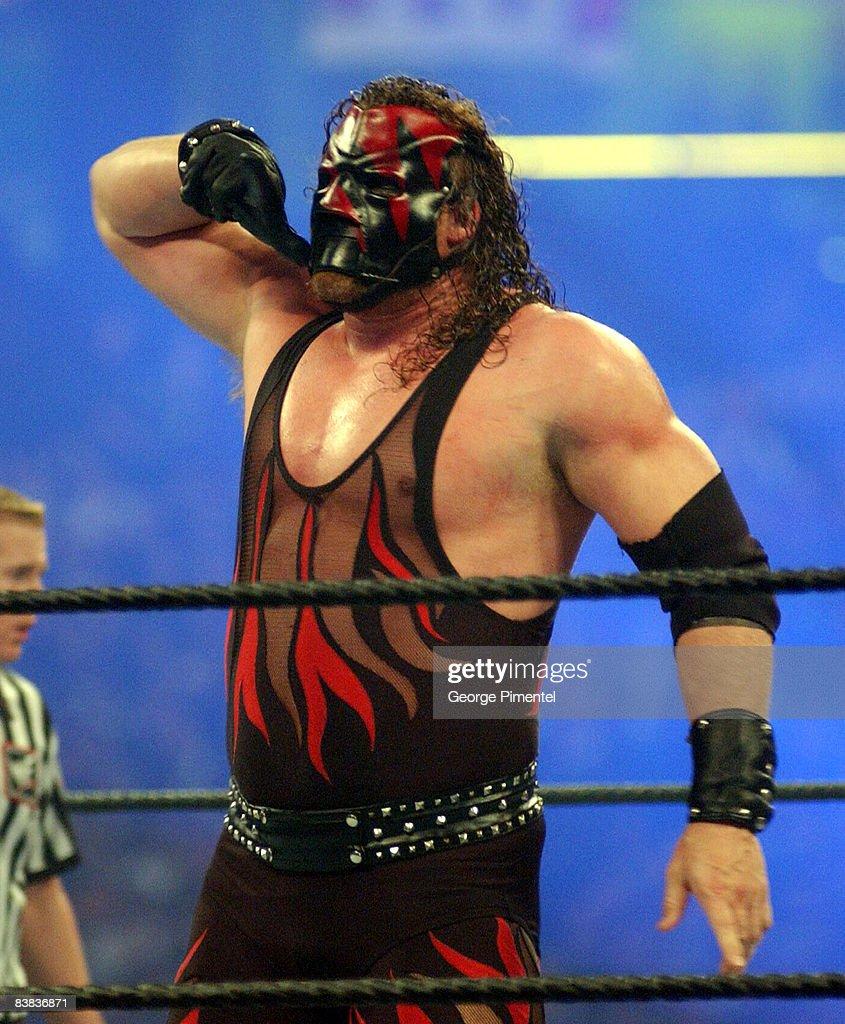 WWF Wrestlemania X8 : News Photo