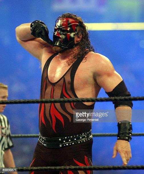Kane at Wrestlemania X8