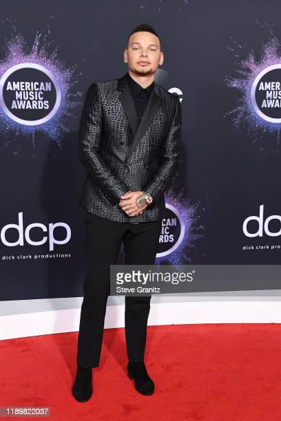 Kane Brown attends the 2019 American Music Awards at Microsoft Theater on November 24, 2019 in Los Angeles, California.