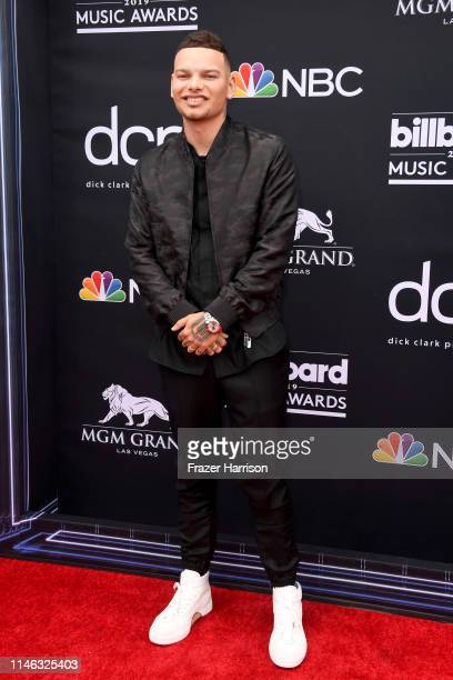 Kane Brown attends the 2019 Billboard Music Awards at MGM Grand Garden Arena on May 01 2019 in Las Vegas Nevada