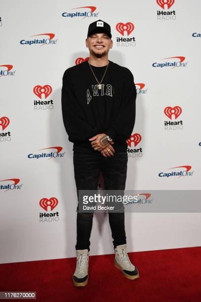 Kane Brown attends the 2019 iHeartRadio Music Festival at TMobile Arena on September 21 2019 in Las Vegas Nevada